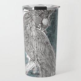 Blue Cockatoo Travel Mug