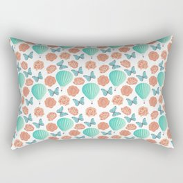 Fly Away With Me Pattern Rectangular Pillow