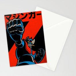 151 Mazinger Z Jap Stationery Cards