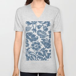"William Morris ""Venetian"" 2. Unisex V-Neck"