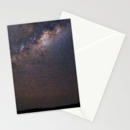 Milky Way in Chile Stationery Cards