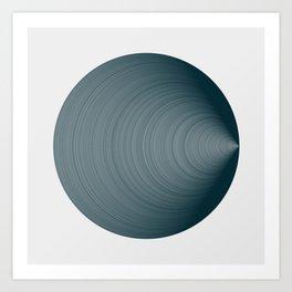 #853 Art Print