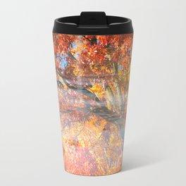 Autumn Gold Travel Mug