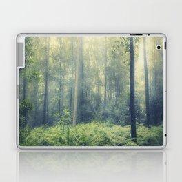 serene woodlands Laptop & iPad Skin