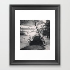 The Journey To Come Framed Art Print