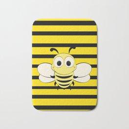 The Bee Bath Mat