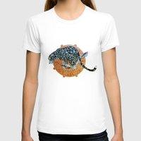 jaguar T-shirts featuring Jaguar by Quentin Bartholomew