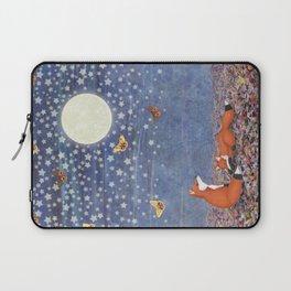 moonlit foxes Laptop Sleeve