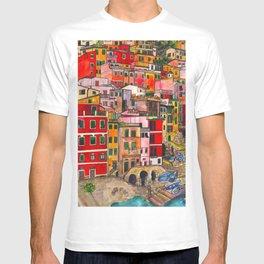 Manarola, Italy  T-shirt