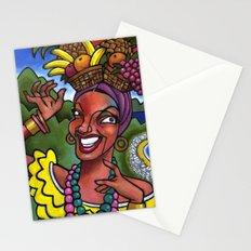 That Girl from Rio (Carmen Miranda) Stationery Cards