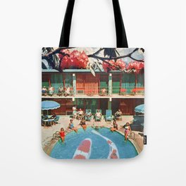 Hotel Koi Tote Bag