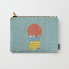 I've Got An Idea Carry-All Pouch