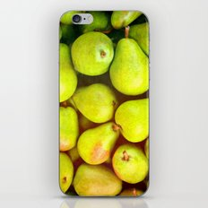 PEARS - for iphone iPhone & iPod Skin