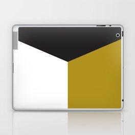 Blocked Olive Laptop & iPad Skin