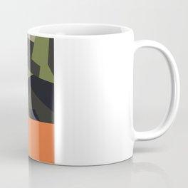 Swedish m90 Camo Coffee Mug