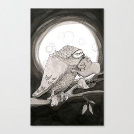 Selcouth Canvas Print