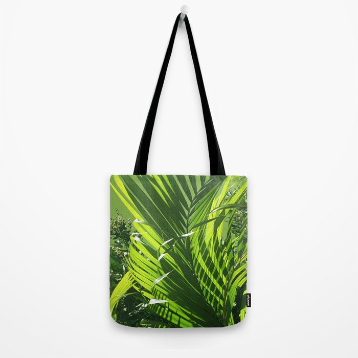 It's All About Greenery Tote Bag