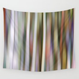 color bathing Wall Tapestry