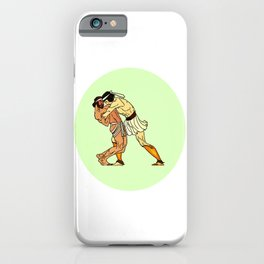 The Grapple iPhone Case