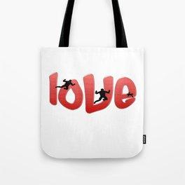 What Makes Men Fall in Love Tote Bag