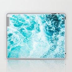 Perfect Sea Waves Laptop & iPad Skin