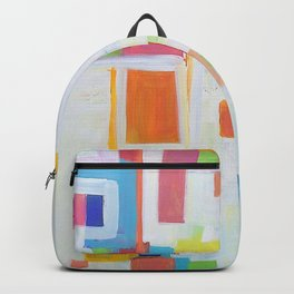 WHERE DO THE CHiLDREN PLAY? Backpack