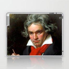 Ludwig van Beethoven (1770-1827) by Joseph Karl Stieler, 1820 Laptop & iPad Skin