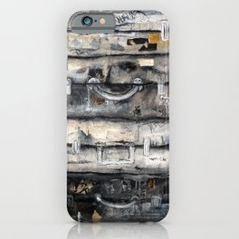 vieille valise iPhone Case
