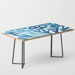 Ocean Illustrations Collection Part IV Coffee Table