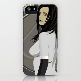 Espada (Nouveau) iPhone Case