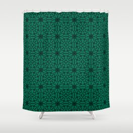 Lush Meadow Lace Shower Curtain
