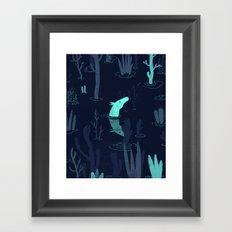 Artax Framed Art Print