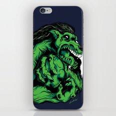 Shakespeare's Wolf iPhone & iPod Skin
