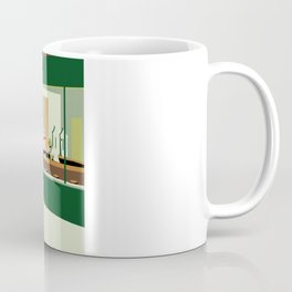 Knight Hawks Coffee Mug