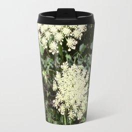 Queen Anne's Lace II Travel Mug