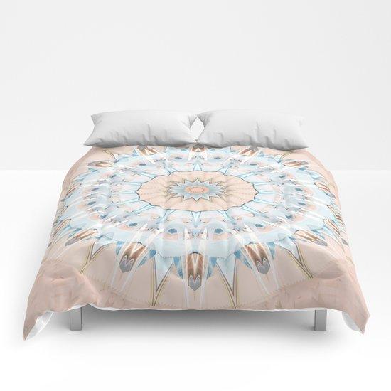 Mandala Pantone 2016 Comforters
