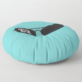 Stay Rad Floor Pillow
