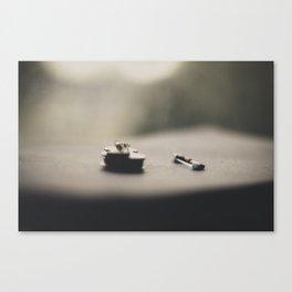 Miniature Violin (2) Canvas Print