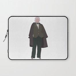 Third Doctor: Jon Pertwee Laptop Sleeve