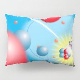 Splitting the Atom Pillow Sham
