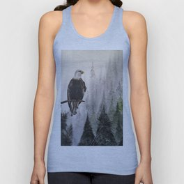 Calm before the storm Unisex Tank Top