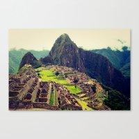 peru Canvas Prints featuring Peru by jamesrizzi