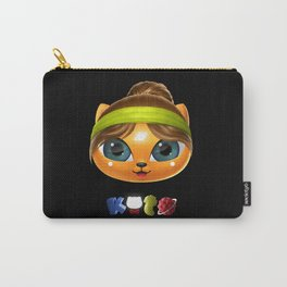 Galactica the cat Carry-All Pouch