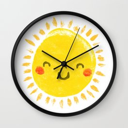 Moghrey Mie Ghrian Wall Clock