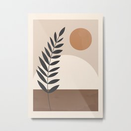 Minimalist Abstract 30 Metal Print