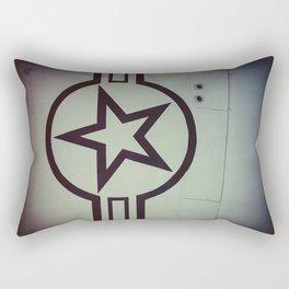 Air Force Insignia Rectangular Pillow