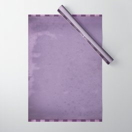 Violets are blue xxx Wrapping Paper