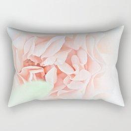 soft and pink Rectangular Pillow