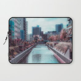 Colorbind River Laptop Sleeve