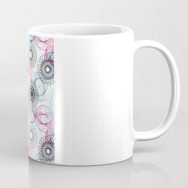 Spiro-Pattern Coffee Mug